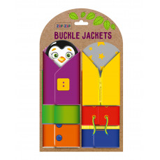 Educational game «Buckle Jackets»